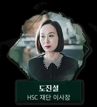 HSC 재단 이사장 도진설