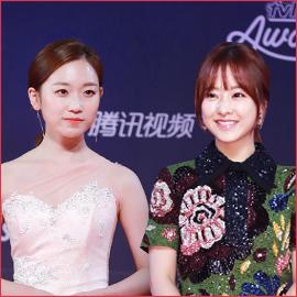 박보영&김슬기