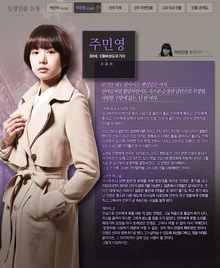 韓劇《Nine:九回時間旅行》劇情人物線上看 3