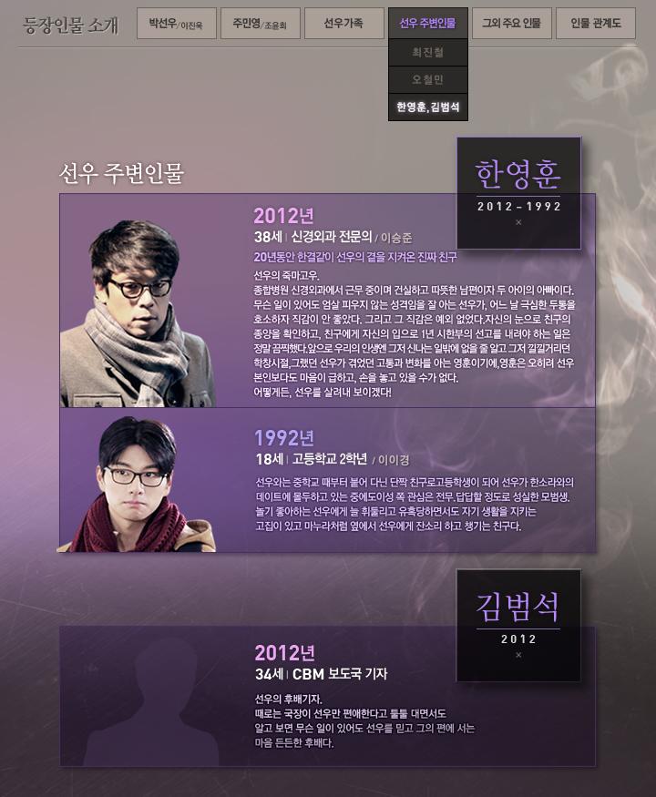 韓劇《Nine:九回時間旅行》劇情人物線上看 8