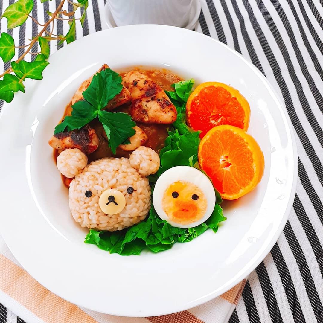 곰돌이주먹밥