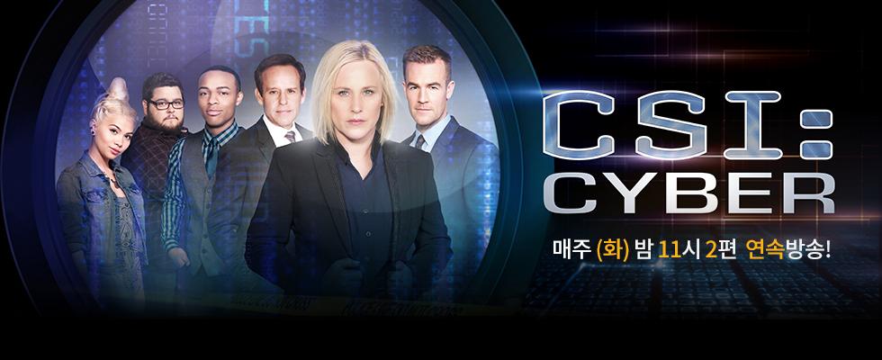 CSI의가장 강력한 스핀오프 시리즈! 사이버 범죄 수사팀