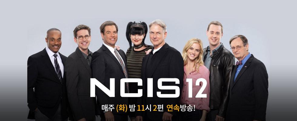 NCIS12: 미공개 에피소드 ┃매주 화요일 밤11시 2편 연속방송