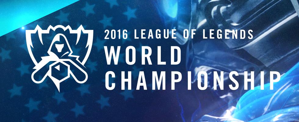 2016 LoL World Championship
