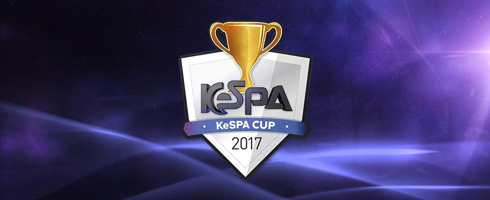 LoL KeSPA Cup 2017
