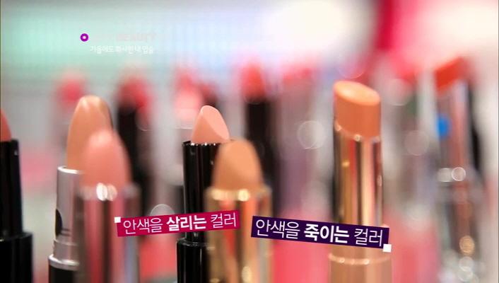 Ⅳ. 안색을 살리는 립메이크업