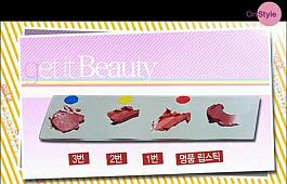 3) 립스틱<br> 3-2) 립스틱 제품은 스튜디오에서 베러걸스와 함께 테스트를 했었는데요~ 테스트했었던 제품들을 알려드릴게요!