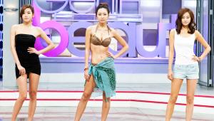 - 바디 메이크업 시연을 위해 겟잇뷰티에 나와주신 모델분들이에요^^ <br>다들 몸매가 예술이에요!!!