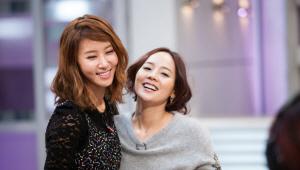 - 유진씨와 정민씨 사이가 정말 좋아보이네요!