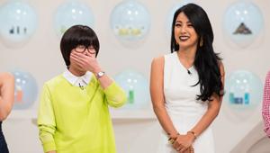 절친인 홍성희 메이크업 아티스트 몰래카메라 대성공!!!!! 홍성희 아티스트는 너무 놀라서 눈물까지 보이셨어요.