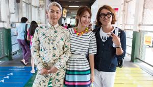 홍콩에서 민철 아티스트, 범호 디자이너와 사진 한장 :-)
