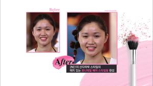 2NE1 산다라박 스타일의 에지 있는 포니테일 헤어 스타일링 완성!