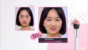 깨끗한 피부표현부터 또렷한 이목구비까지 완성!!