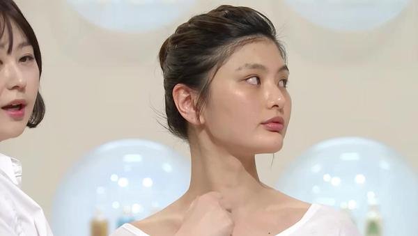 Ⅴ. 스마트 나이트 케어(3) : 재생 앰플을 사용한 얼굴 마사지 방법