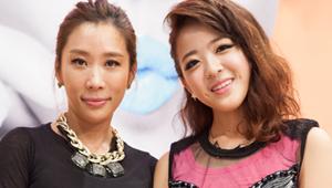 걸그룹의 미존 메이크업을 보여주신 송진주 선생님과 <br>메이크오버의 주인공 조윤경 Better Girls에요!