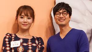 오늘 메이크오버의 주인공 김가행 Better Girls와<br> 메이크업 아티스트 이진수 선생님이에요.