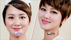 강렬하고 섹시한 Lip 분위기 있는 Eye로 <br>소녀 주현에서 여신 주현으로 체인지 성공!