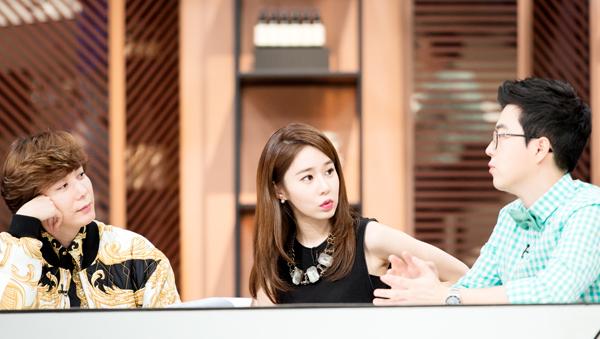 Ⅰ. 손&박의 여배우 터치 人라인