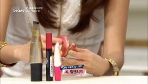 산다라 박이 제일 중요하게 생각하는 볼터치를 위한 립앤치크!