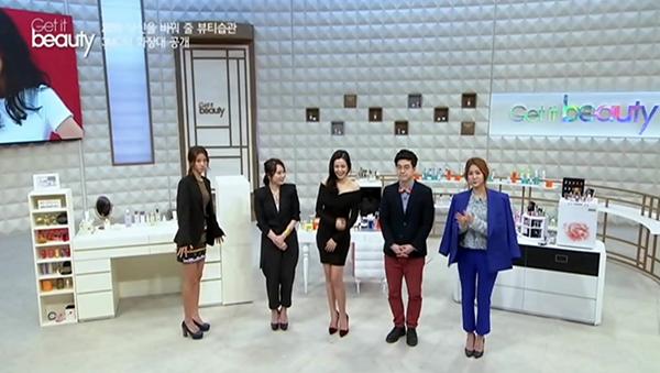Ⅰ.  3MC 화장대 공개 1 - 이하늬&김정민