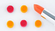 안색을 밝혀주는 촉촉한 오렌지립스틱은?