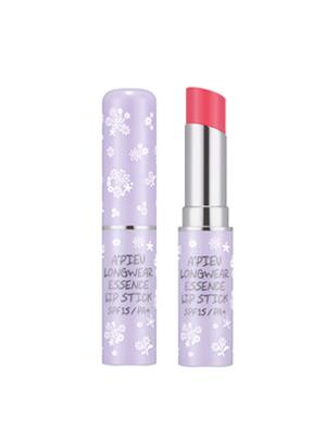 롱웨어 에센스 립스틱 SPF15/PA+ (PK02)