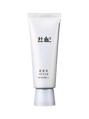 흰감국 미백 선크림