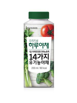 하루야채 오리지널 (초록색뚜껑)