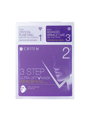 3 STEP ULTRA LIFT V MASK