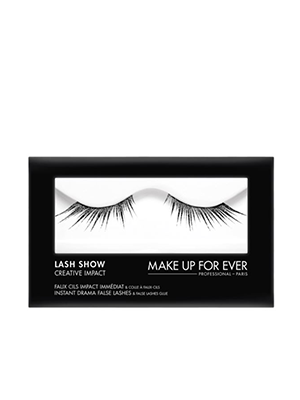 INSTANT DRAMA FALSE LASHES & FALSE LASHES GLUE - CREATIVE IMPACT  #C-802