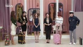 K-beauty air의 마지막 탑승객은 칼럼니스트 샬롯 조와 우현승  아티스트에요~ K-beauty를 알리는 전도사 역할을 하고 있어요!