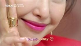 하늬는 평상시에 핫 핑크 컬러를 입술 안쪽부터 그라데이션 하는 립 메이크업을 좋아한다고 해요~