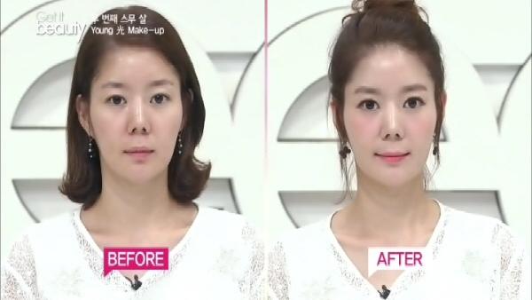 Ⅱ. 스무 살의 영광을 되찾는, Young 光 Make - up