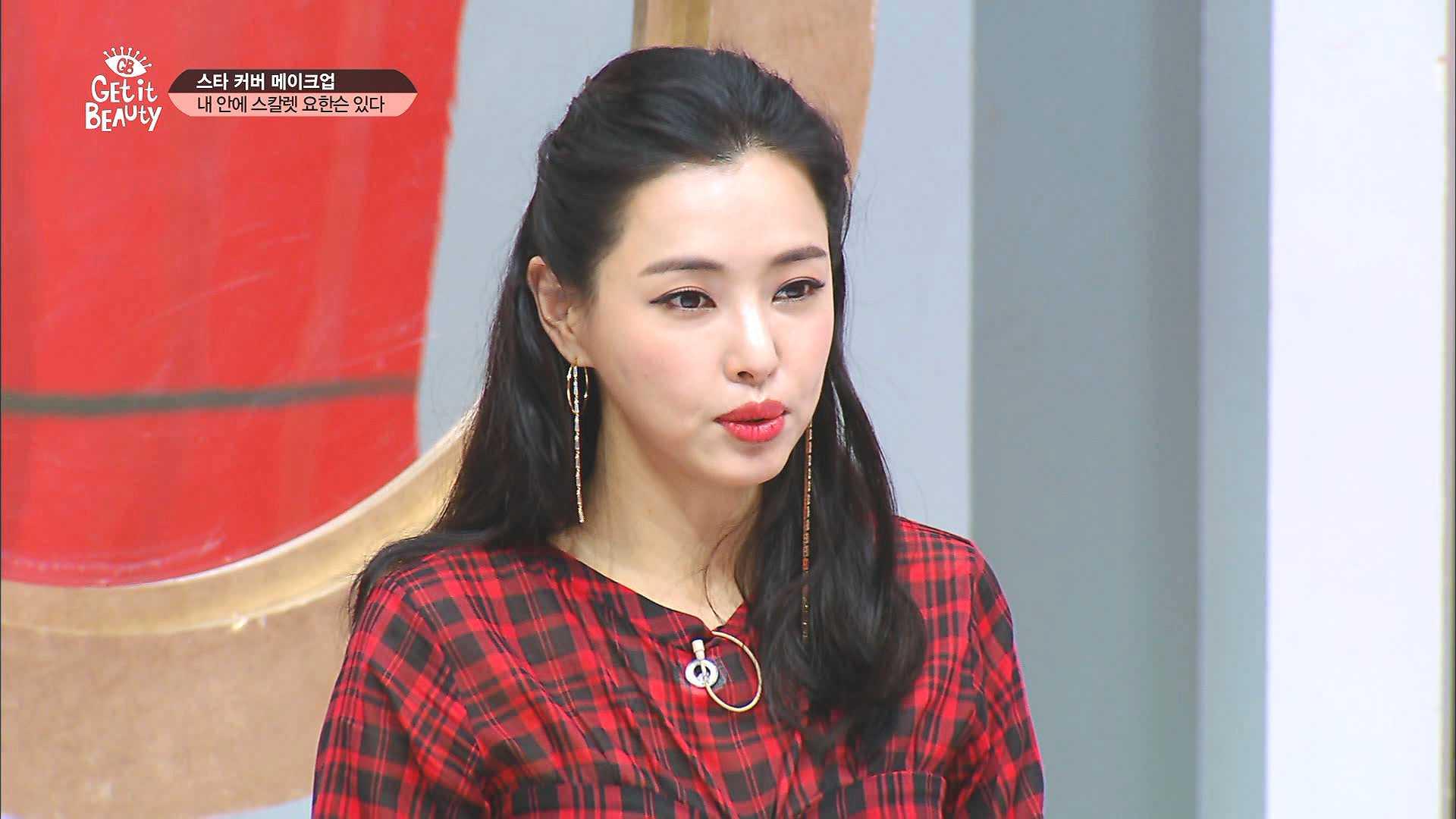 원피스 - 이자벨마랑 / 이어링 -넘버링 / 구두 - 트윙클제니