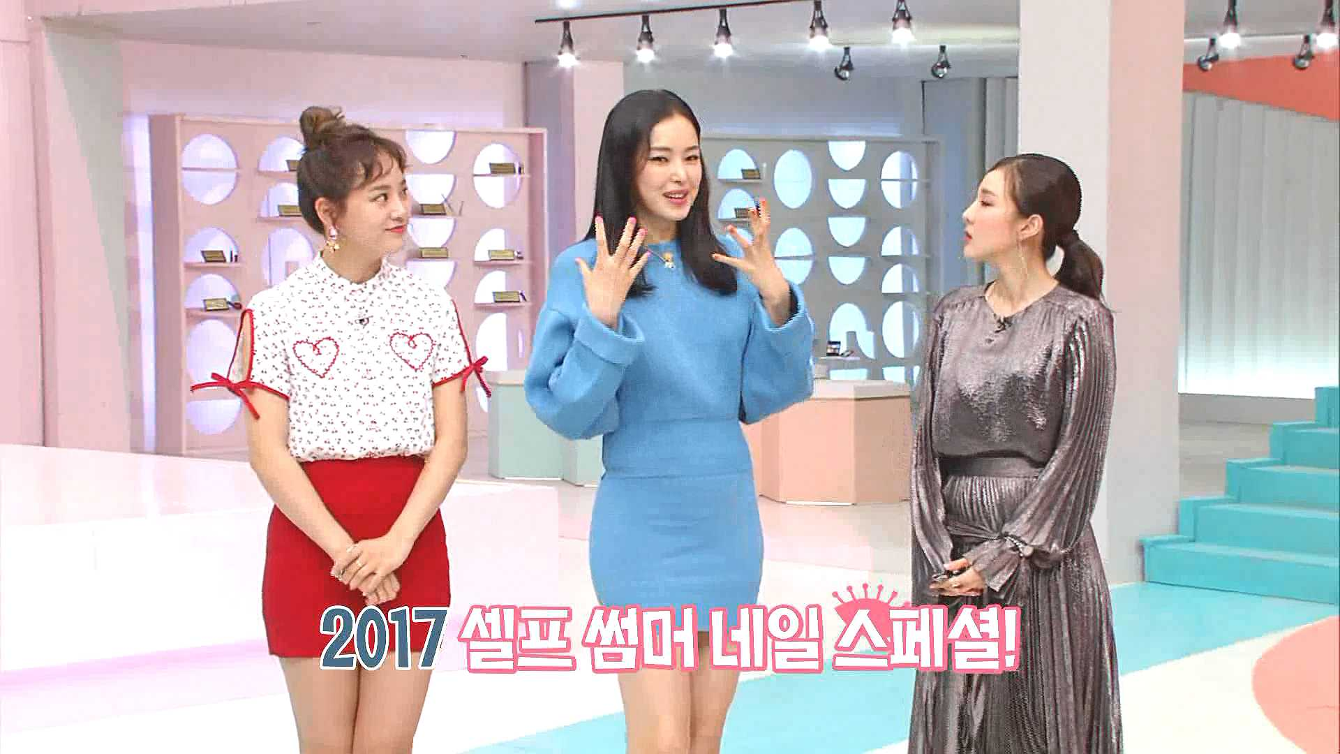 오늘의 주제는? 2017 셀프 썸머 네일 스페셜 !!