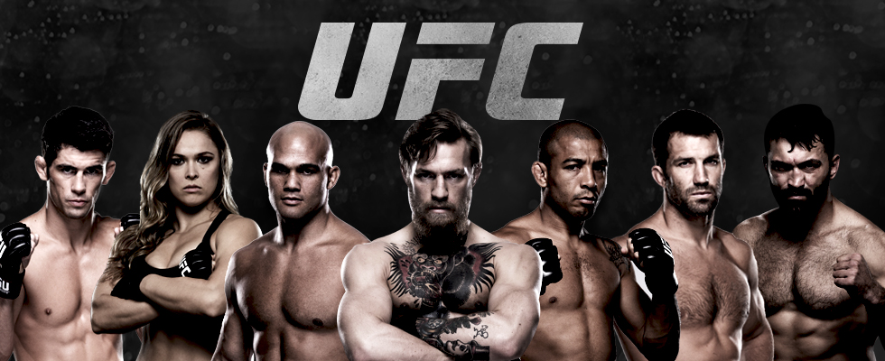 ULTIMATE FIGHTING CHAMPIONSHIP 세계 최고의 종합격투기 대회 UFC, 수퍼액션 독점 생중계!
