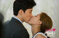 승재&순심의 첫 키스씬!