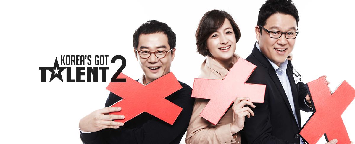 [코리아 갓 탤런트2] 2012.06.01 ~ 2012.07.27 당신을 play하라~!