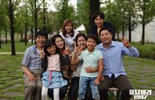 시원&윤제 가족사진