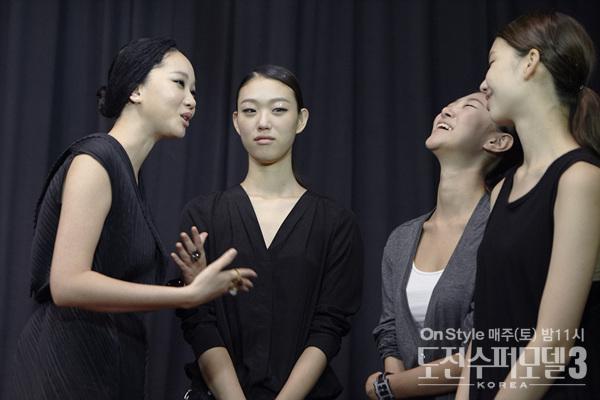 <13화> 파이널 패션쇼 후 소라의 깜짝 생일파티