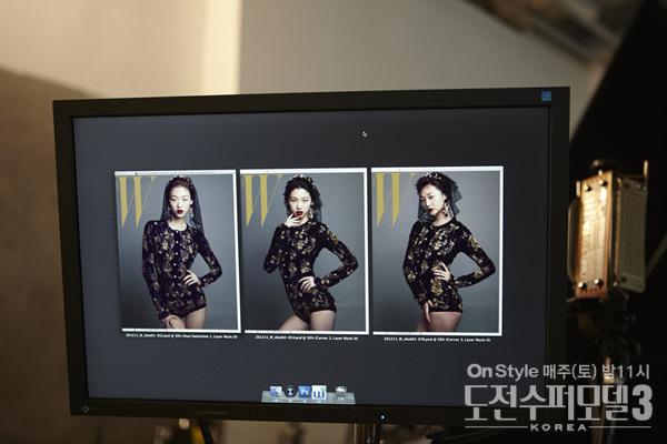 <13화> 미션3 - 시칠리아의 여인이 된 TOP3의 W Korea 커버촬영