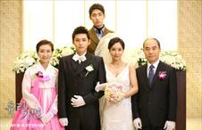 서연&하준의 가족 사진