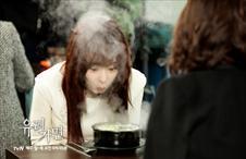 국밥을 만난 이경이!