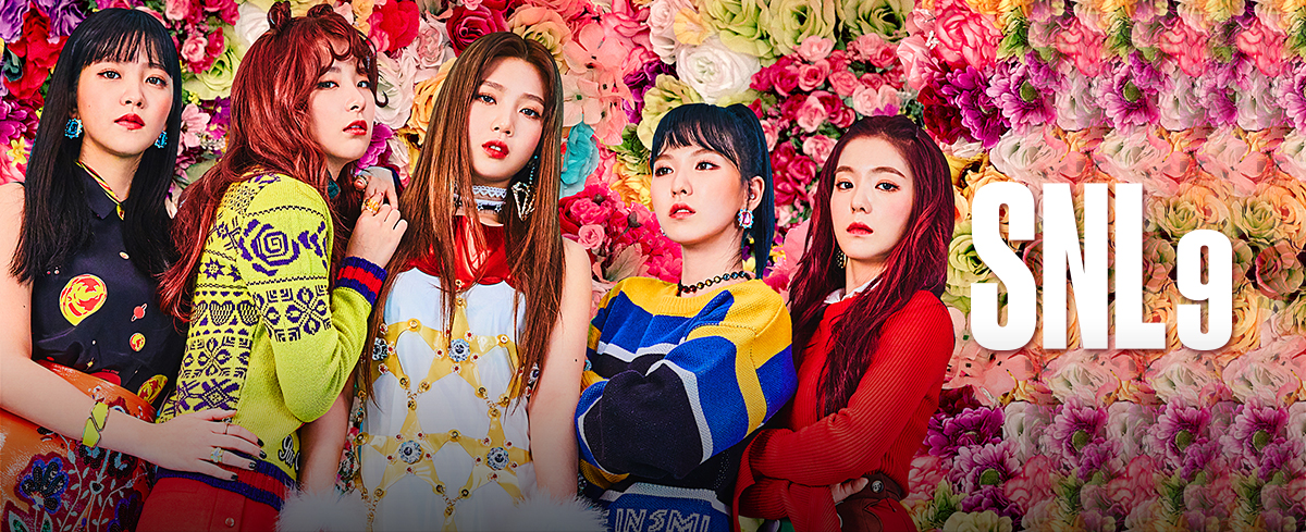 SNL9 호스트 레드벨벳 편 방청 안내 7/21(금) 방청 |  7/22(토) 방송
