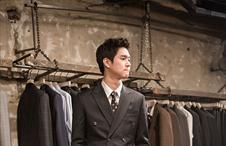 동훈이의 양복간지!