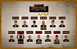 11. 최하위자가 여러 명일 경우,  탈락후보는 우승자 혹은 우승자들이 결정한다.