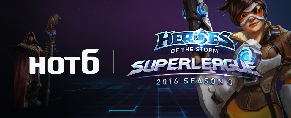 [OGN] Heroes of the Storm Super League 2016 S3 July.30th(Sat.) open! Haeundae Beach!