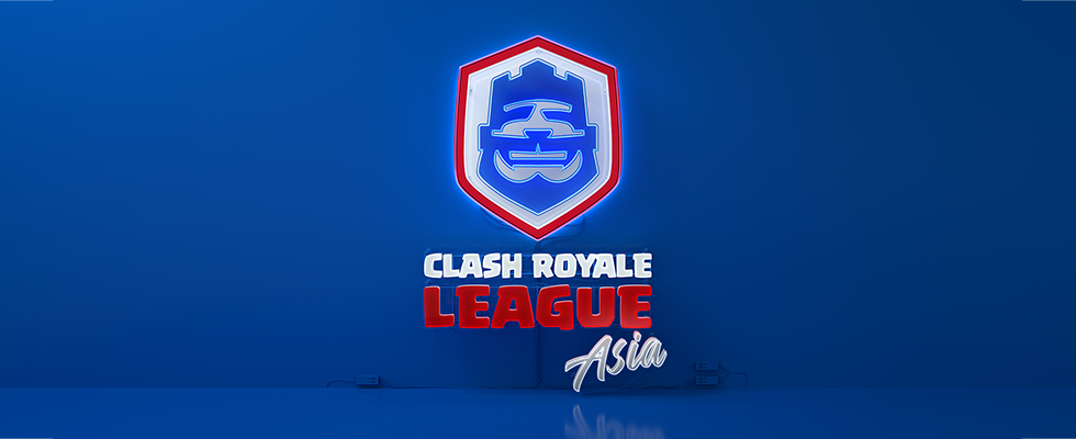 Clash Royale League Asia [LIVE] Every (FRI,SAT,SUN) 7PM KST