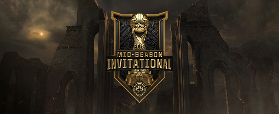 2018 League of Legends Mid-Season Invitational [넉아웃 스테이지] 5/18~5/20 7PM OGN LIVE