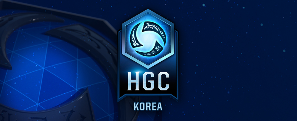 2017 HGC KR Every THU, FRI, PST 02:00 AM / OGN LIVE